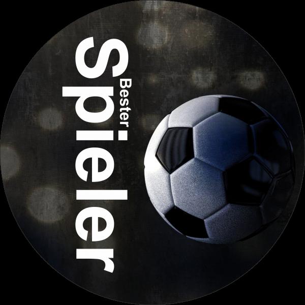 Tortenaufleger Fußball Bester Spieler