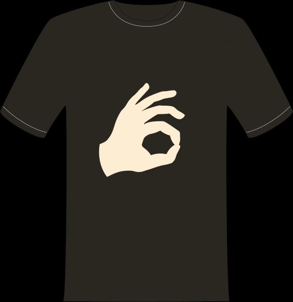 "T-Shirt ""OK"""